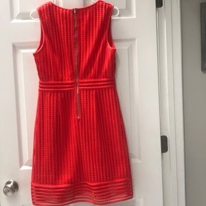 Red NWT J Crew dress